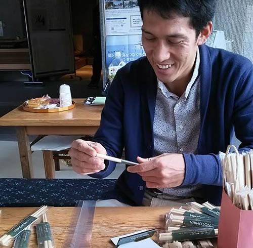 石川県地域産材活性化プロジェクト代表/鍋谷秀典